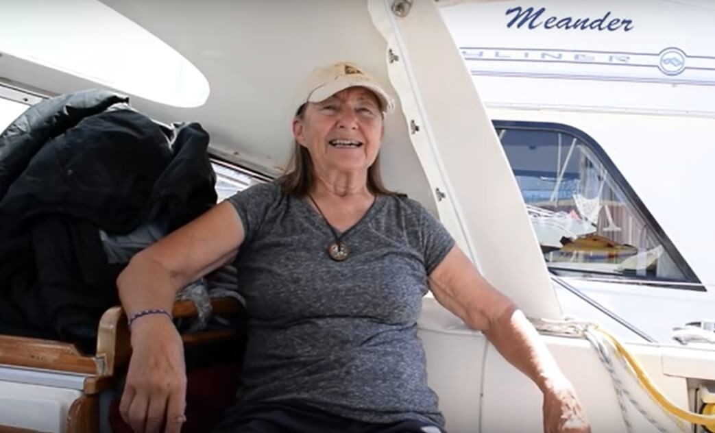 Baka oplovila svijet: Ona je najstarija osoba koja je uspjela u ovom pothvatu!