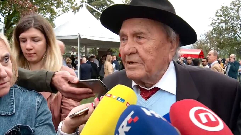 Joža Manolić (101) prebolio koronu, nije morao ni u bolnicu