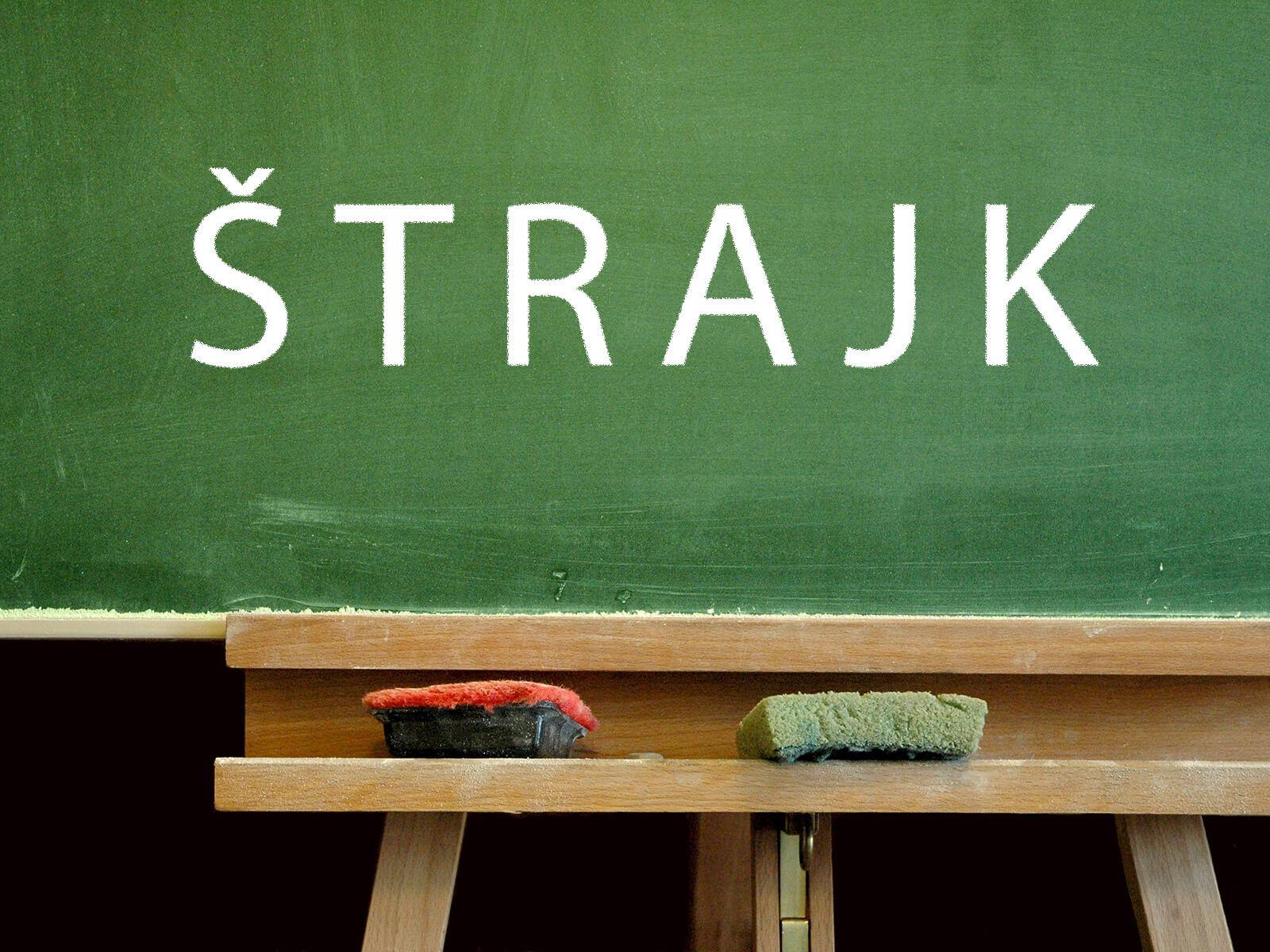 Još jedan udarac za ministra Aladrovića: Profesori i učitelji sutra idu u štrajk