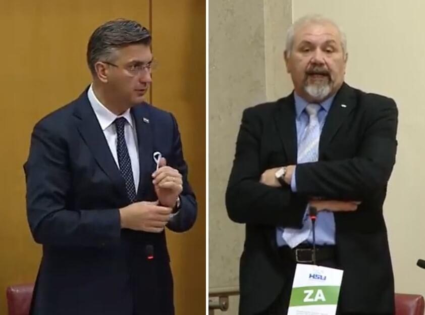 Hrelja podržao Plenkovićev proračun: Evo što je s HDZ-om dogovorio za umirovljenike!