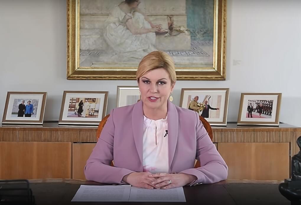Kolinda Grabar Kitarović može već sada u povlaštenu starosnu mirovinu