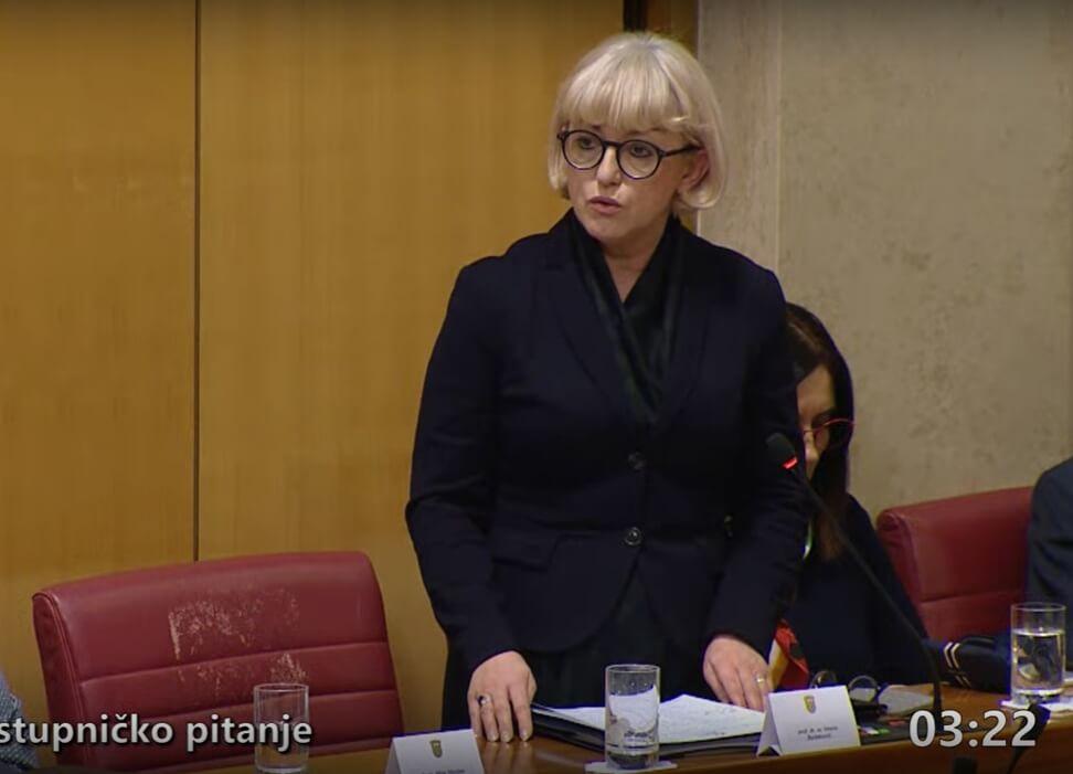 Ministrica potvrdila: Protiv vlasnice doma za starije u Andraševcu podnesena kaznena prijava