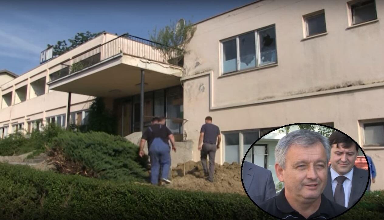 Kupio od Županije zgradu u pola cijene za dom za starije, a sada ga ne želi otvoriti