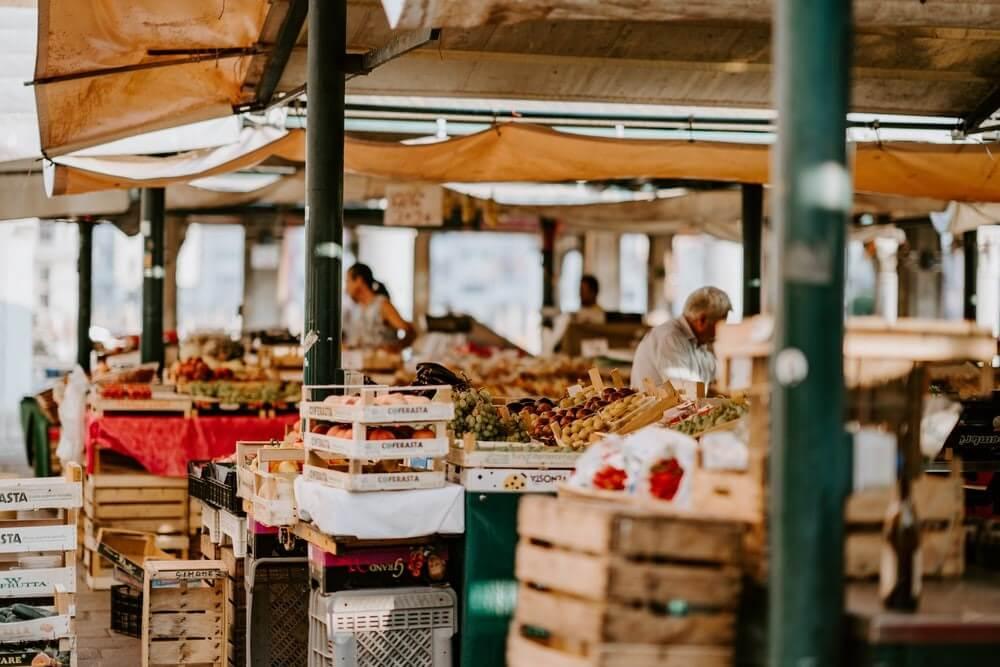 Tržnice su jučer zatvorene, a jedan grad je već danas otvorio – digitalnu tržnicu