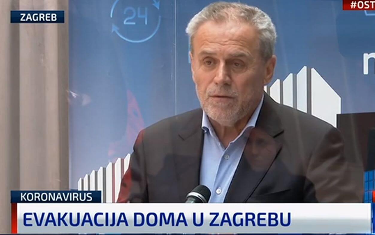 Zagreb: Ukupno 19 korisnika doma za starije zaraženo, u tijeku je prijevoz u bolnicu