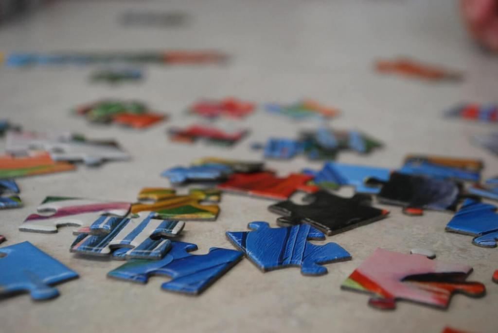 puzle demencija
