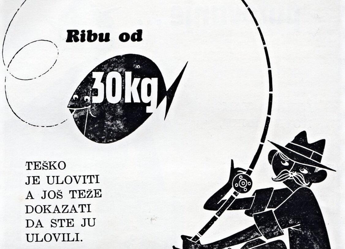 Genijalna reklama Fotokemike iz 50-ih: Snimajte kako bi dokazali!