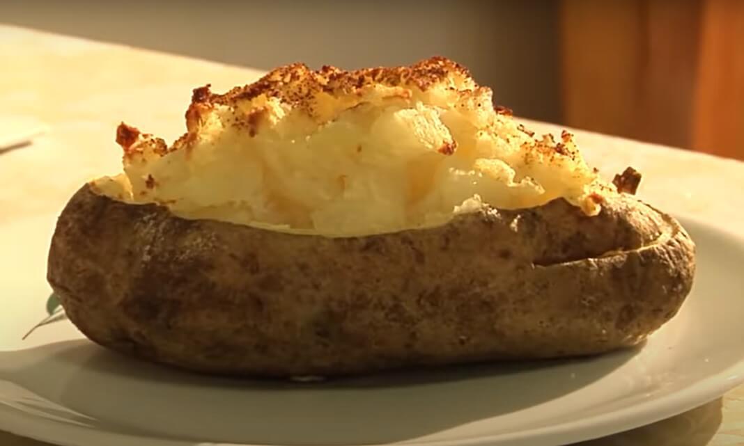 [BAKINA KUHINJA] Kad je kriza u novčaniku: Dvaput pečeni krumpir bake Clare za par kuna
