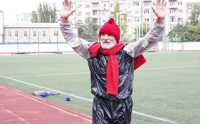 Umirovljenik oborio rekord, izgubio skoro deset kilograma u samo pet sati!