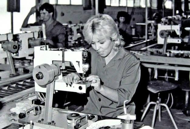 Tvornica Bagat 80-ih je imala 3.600 radnika, proizvodili su 160.000 strojeva godišnje