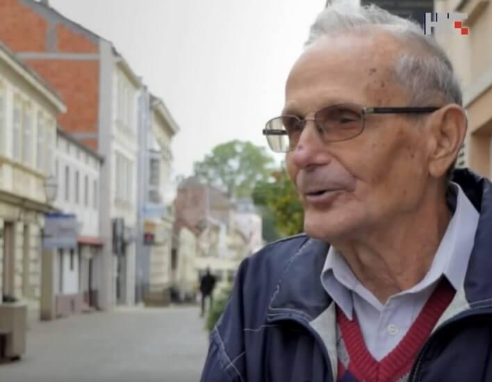 Umirovljenik Ivica ima 80 godina, ali svaki dan hoda deset kilometara