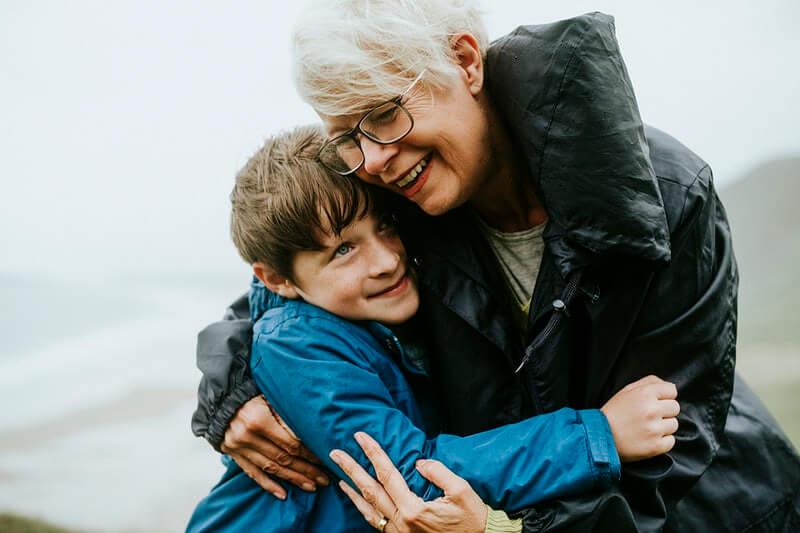 Bake i djedovi su se cijepili, ali unuci nisu. Trebamo li biti zabrinuti za njih?