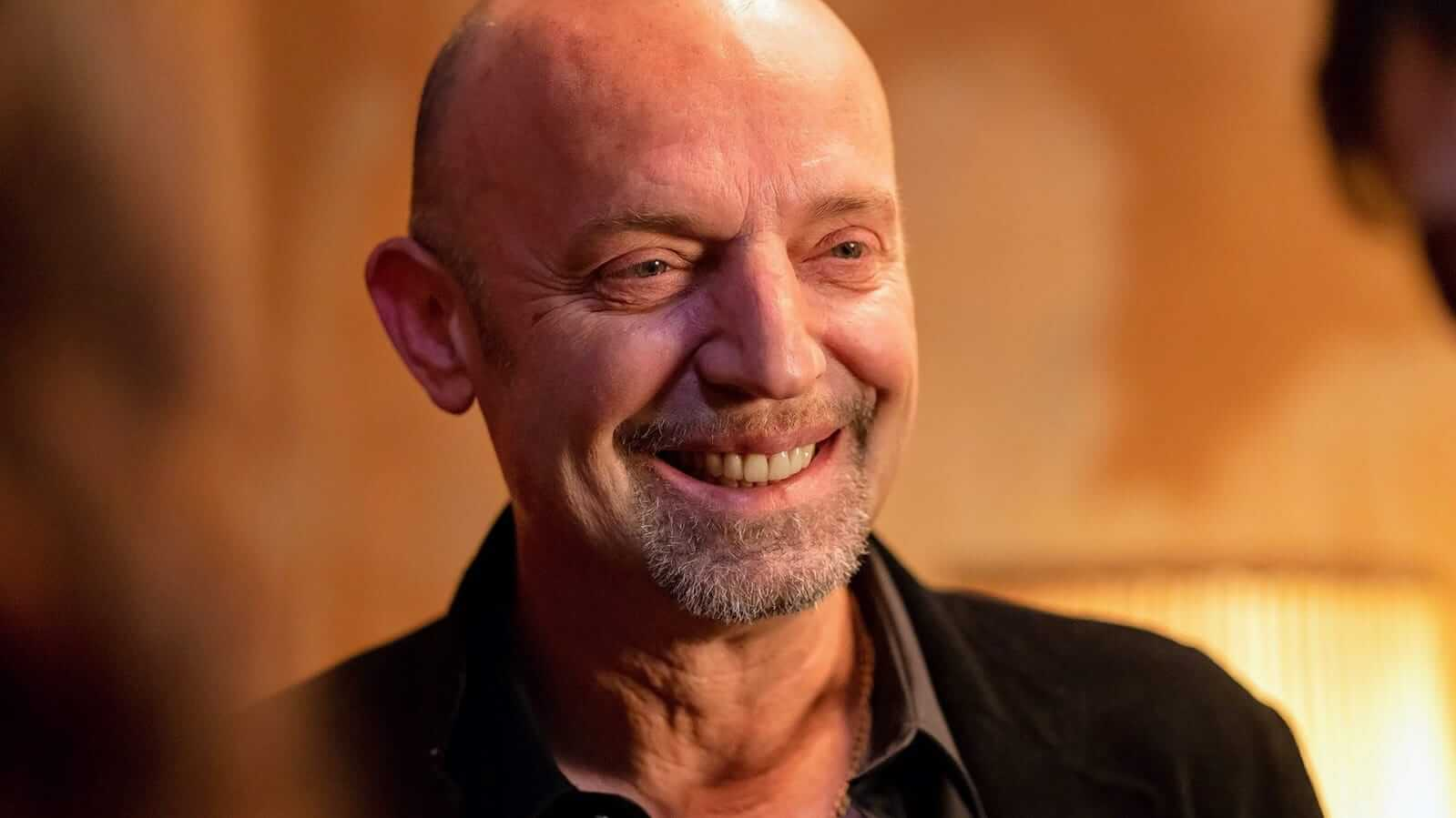 """Goran Grgić (55): """"Ni u mirovini mi neće biti teško ustajati u pet i odlaziti na snimanja"""""""