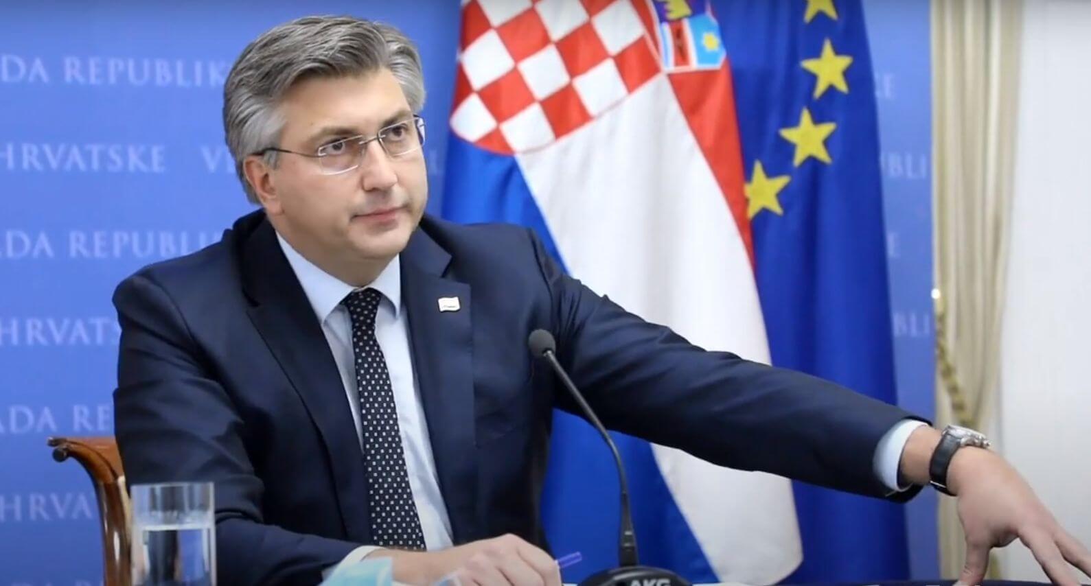 Ministar Beroš pozitivan na koronu: Plenković kazao da Stožer uskoro donosi nove mjere