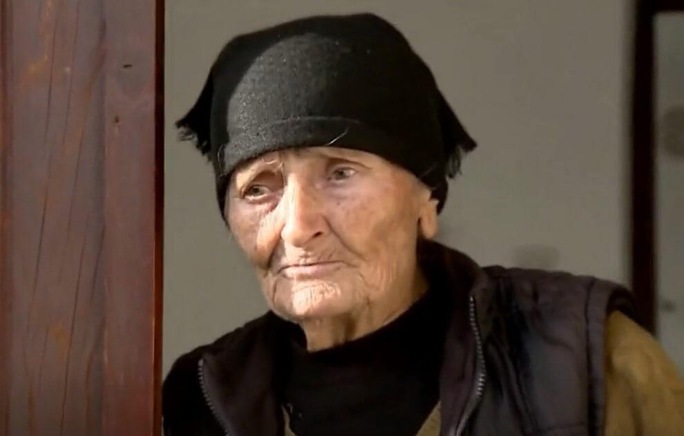 """Baka Bosiljka (86) nakon potresa ne želi napustiti svoju ruševnu kuću: """"Što se imam bojati?"""""""