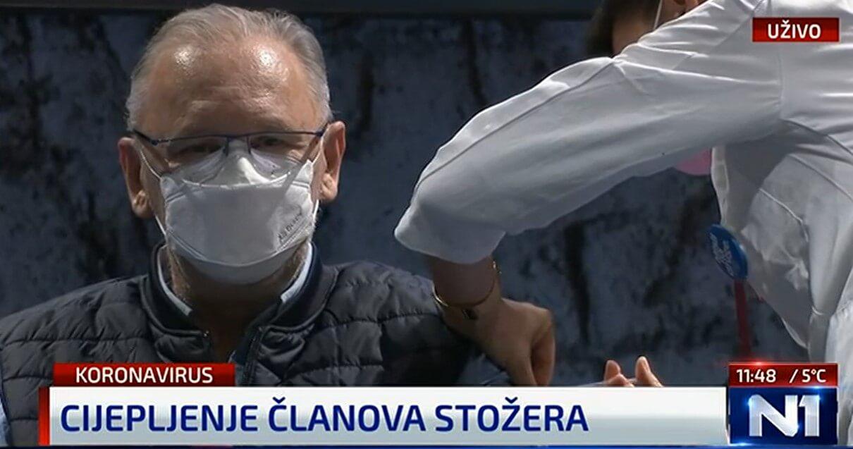 [KOMENTAR] Cjepivo brutalno kasni: Hoće li političari i drugu dozu primiti pred kamerama?