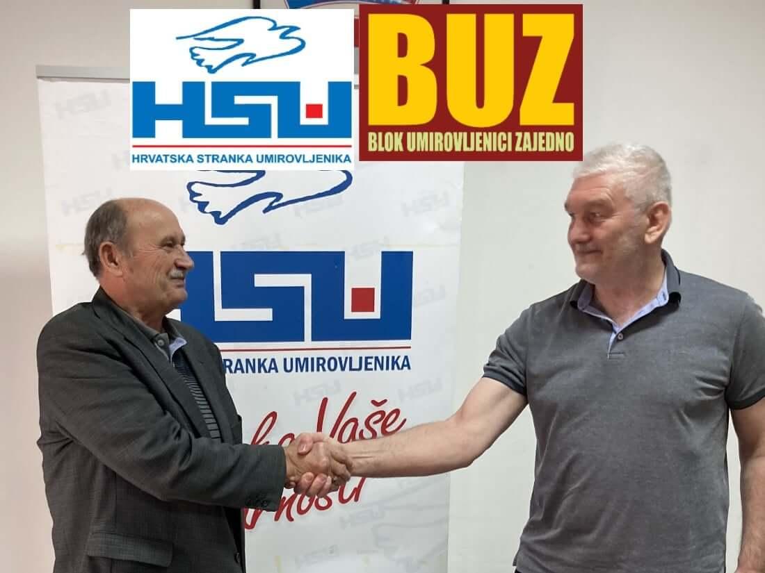 HSU ponovno kreće u ujedinjavanje umirovljenika: Pao dogovor između Gabričevića i Špike