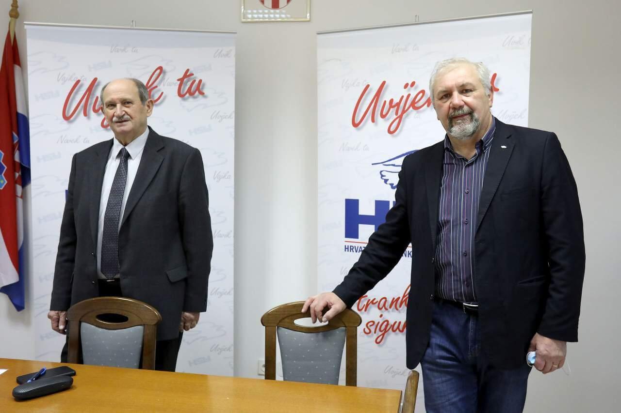 HSU traži Covid dodatak za umirovljenike: Za neke 5.000 kuna, a za većinu 2.500 kuna pomoći!