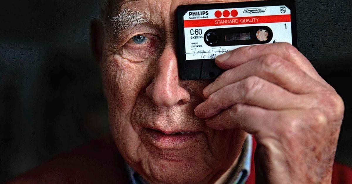 Izumitelj audio kasete, Lou Ottens preminuo u 94. godini