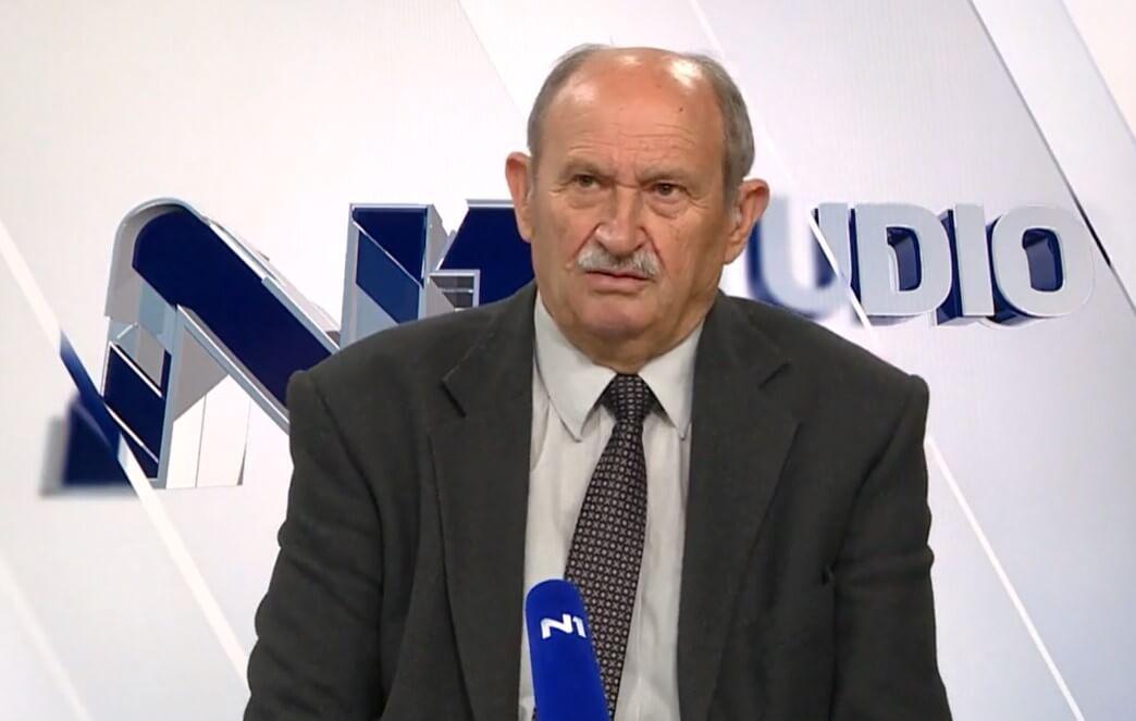 """Gabričević: """"Umirovljenici nemaju dovoljno sredstava i zato smo tražili covid dodatak"""""""