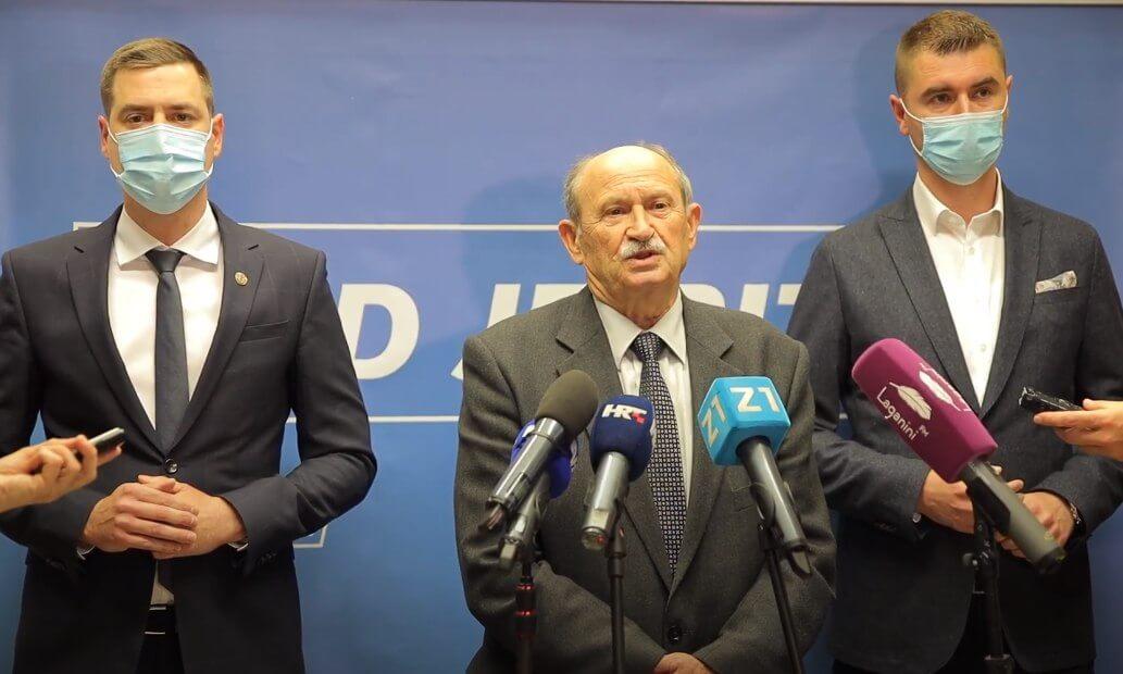 Koalicija potpisana: Padaju ostavke u HSU, članovi poručuju kako je Gabričević uništio zagrebačku organizaciju