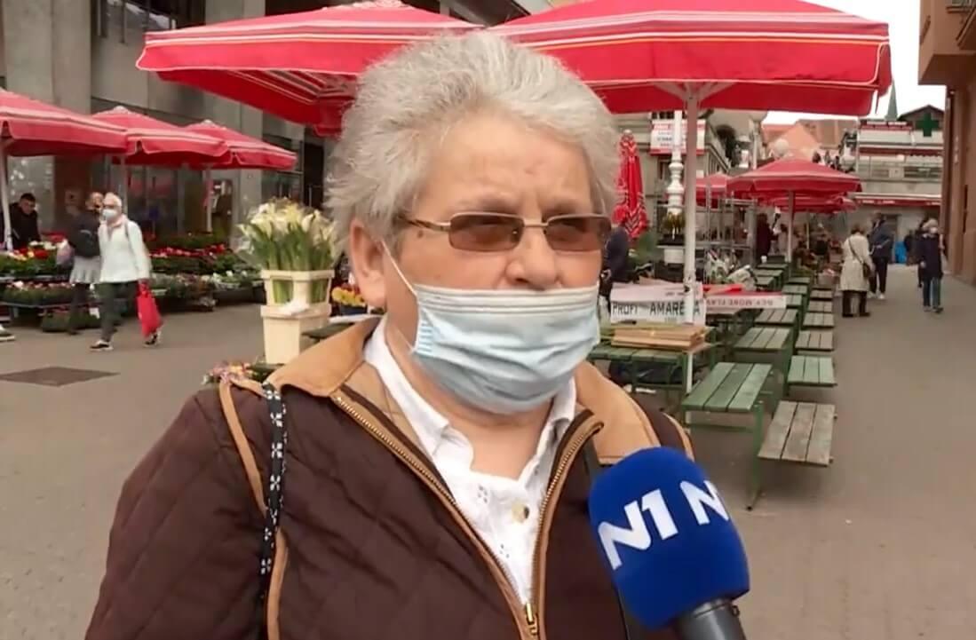 """Umirovljenica sa 1.800 kuna mirovine veseli se dodatku: """"Jedem kruh i mlijeko da bi preživjela"""""""