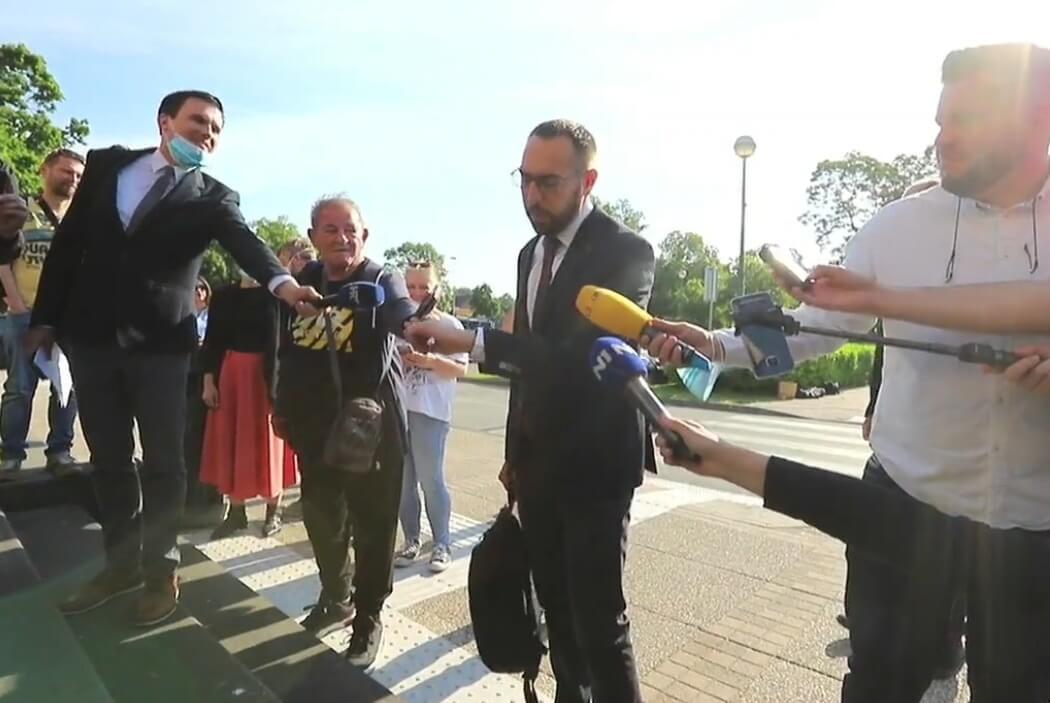 """Tomašević zakasnio na posao prvi radni dan pa objasnio zašto: """"Bila je viša sila"""""""