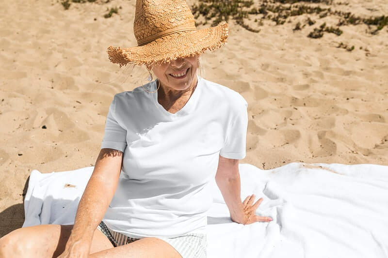 Upozorenje za starije osobe: Maknite se sa sunca od 11 do 16 sati!