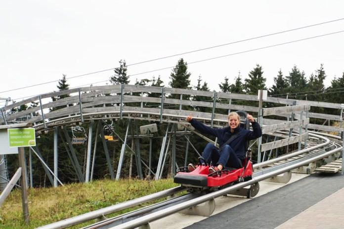 erlebnisbocksberg-hahnenklee - langste rodelbaan van Europa 012b
