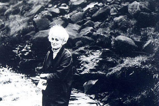 A foto que serviu como pista de onde os corpos foram deixados.
