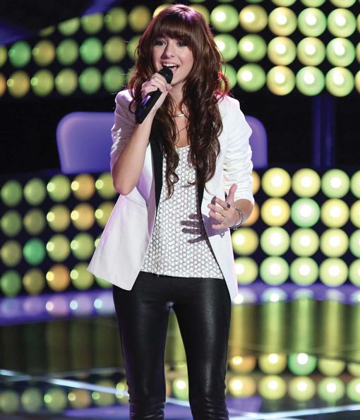 Christina Grimmie The Voice US