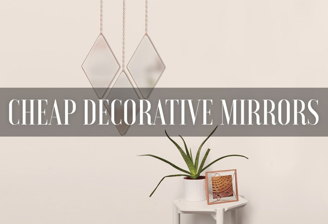 Cheap Decorative Mirrors Best Of 2019 Reviews Mirrorank