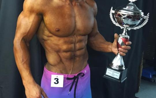 IFBB National Championships 2015