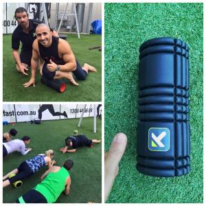 Muscle Fascia and the Magic of Foam Rollers