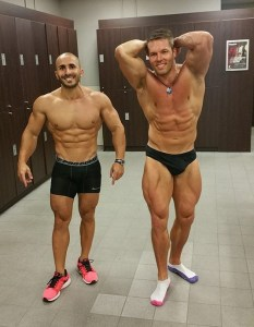 Mirror Friendly & Friends – My Favourite Bodybuilder – Aaron Curtis