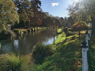 Tranquillity at the Botanic Gardens, Christchurch, South Island