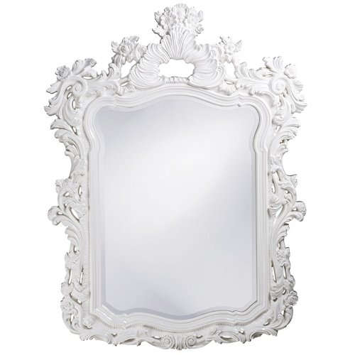 Unique White Mirror   The Mirror Guide YJ79