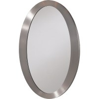 Bathroom Mirrors Oval Shape With Awesome Creativity
