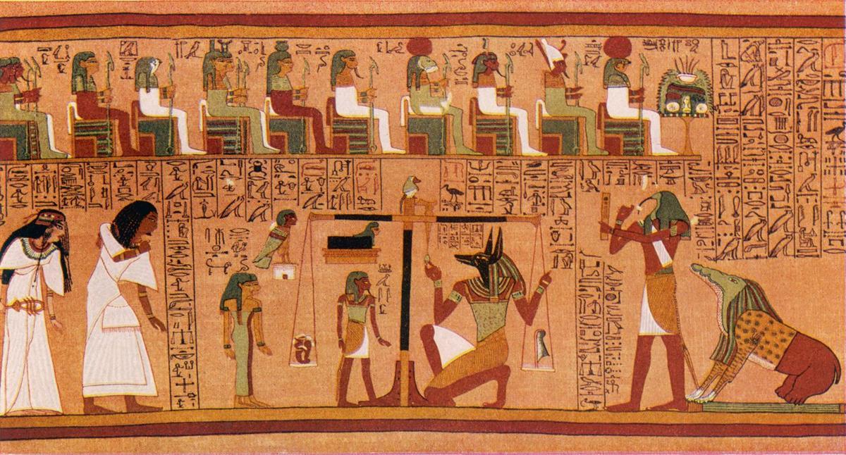 【ACG雜談】其實你比想像中了解神話:埃及篇 - 鏡週刊