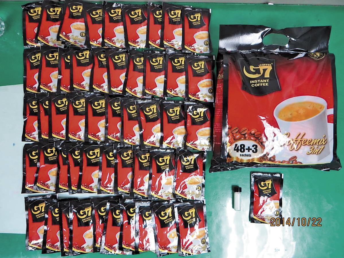 【新興毒品害命】動搖國本!吸毒年增2萬人 檢警嚴打偽裝零食毒品包 - 鏡週刊