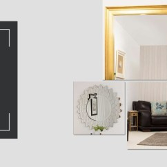 Modern Living Room Mirrors Uk Design With Mounted Tv Contemporary Mirror Outlet