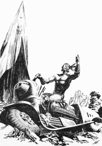 The Project Gutenberg eBook of Sand Doom, by Murray Leinster.
