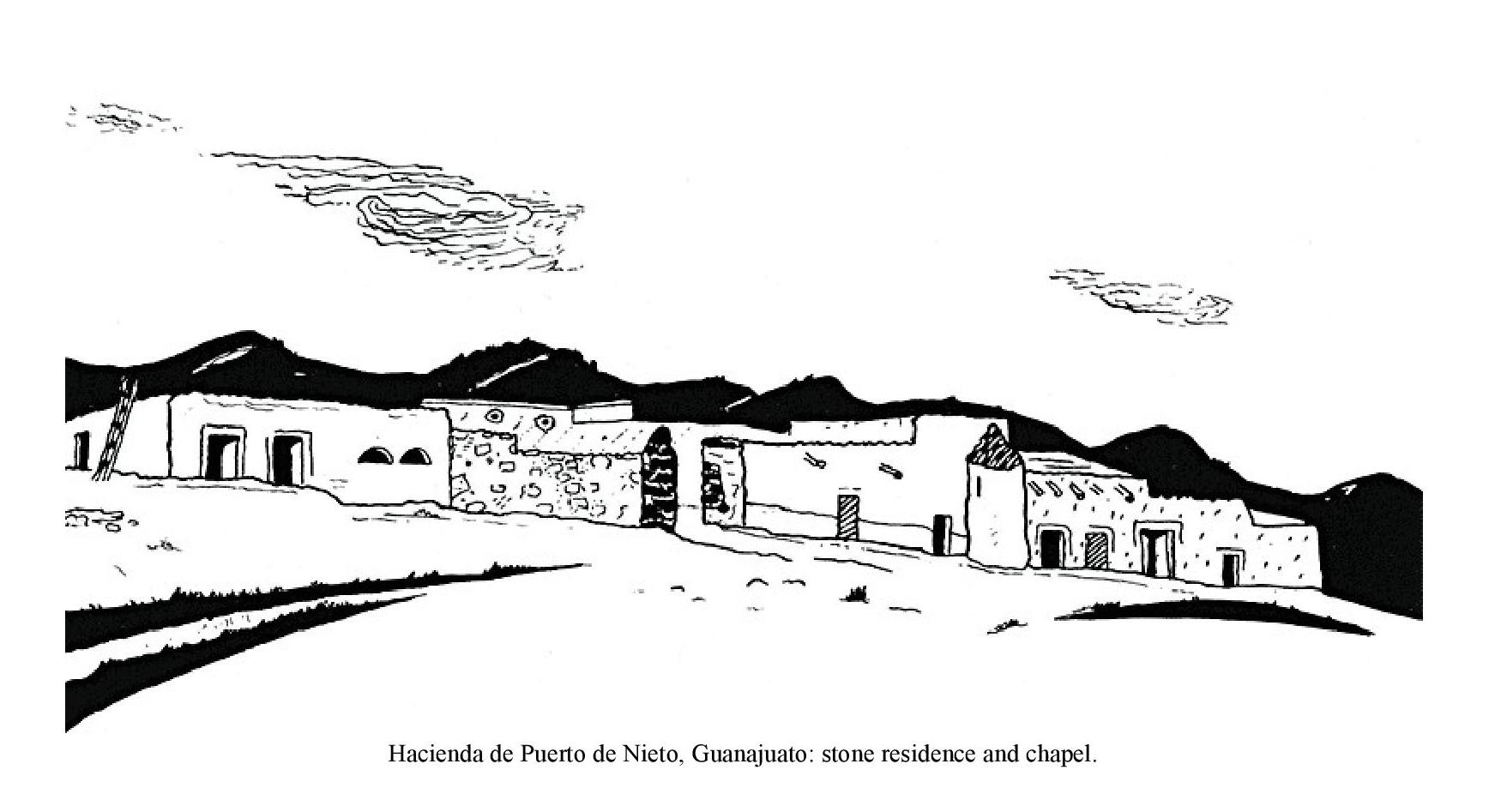 The Project Gutenberg E-text of The Haciendas of Mexico