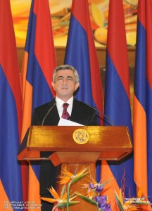 President Serge Sargisian