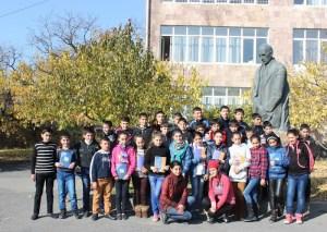 karbi schoolchildren
