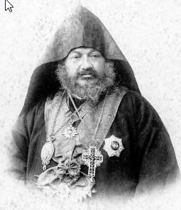 Archbishop Maghakia Ormanian (1841-1918) wrote about the mysterious French prisoner