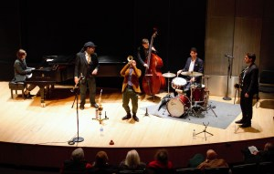 Honoring George Avakian with jazz music