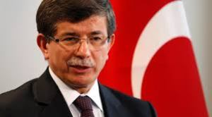 Prime Minster Ahmet Davutoglu