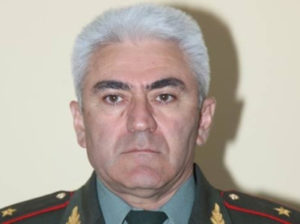 Gen. Melsik Chilingarian