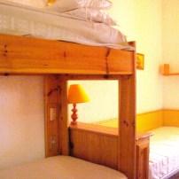 Cameretta con 3 posti letto